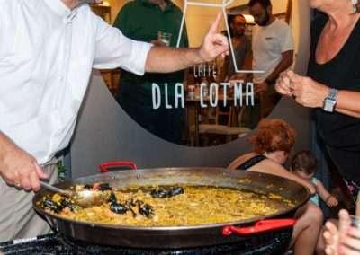 Degustazione di Paella